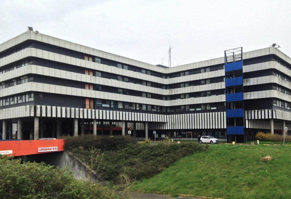 Corbeil-Essonnes – Ancien site de l'hôpital Gilles de Corbeil