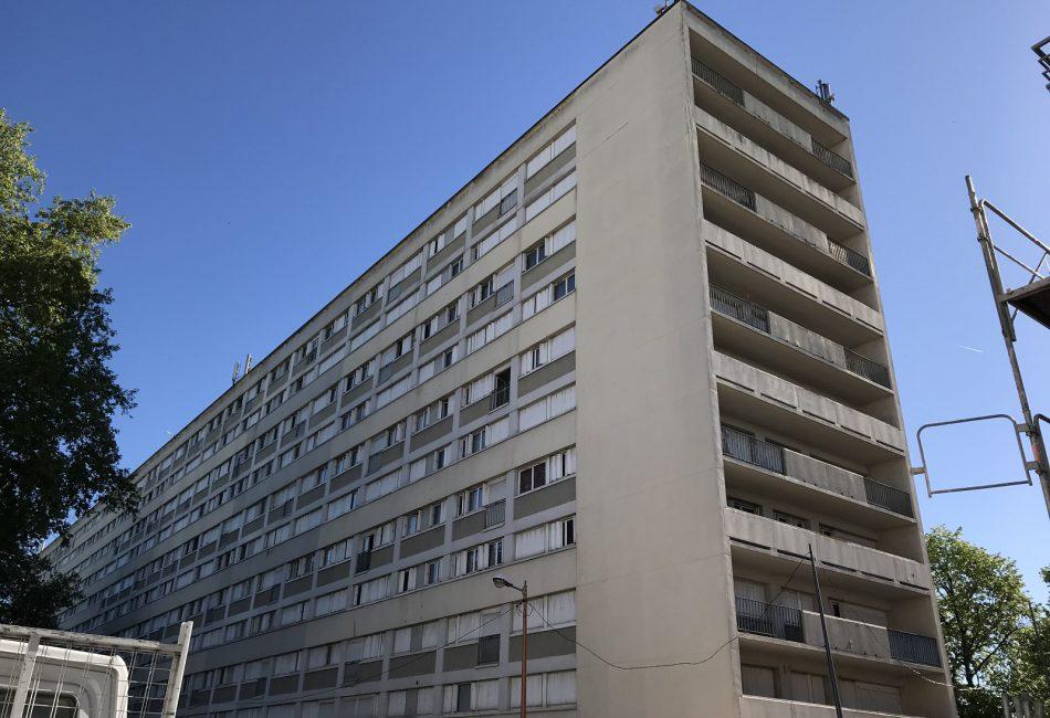 Bondy – PRU1 Centre-ville- de Lattre de Tassigny