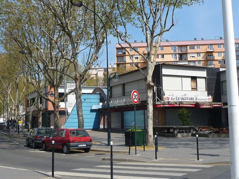 Clichy-la-Garenne – Léon Blum