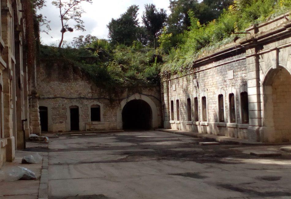 Noisy-le-Grand – Fort de Villiers