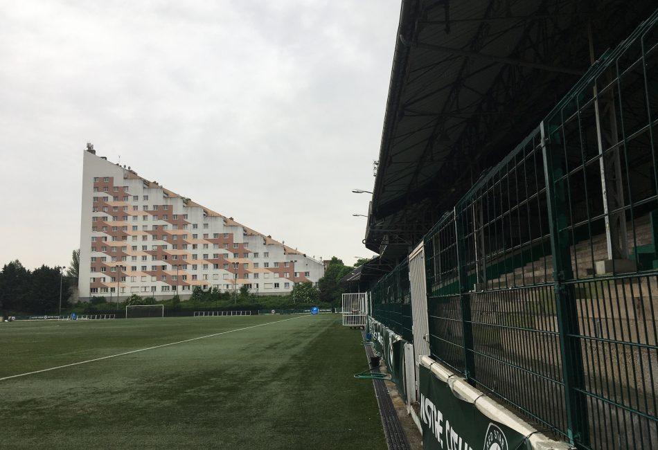 Stade Bauer – Saint-Ouen